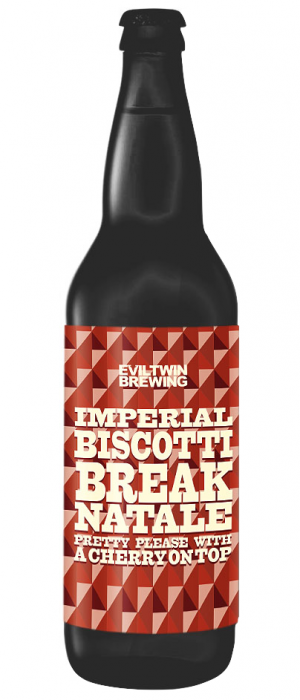 Imperial Biscotti Break Natale by Evil Twin Brewing in New York, United States