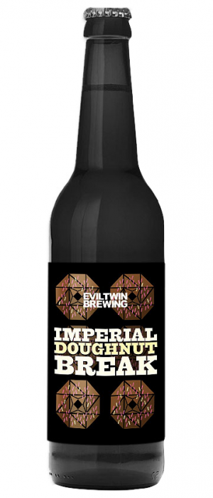 Imperial Doughnut Break by Evil Twin Brewing in New York, United States