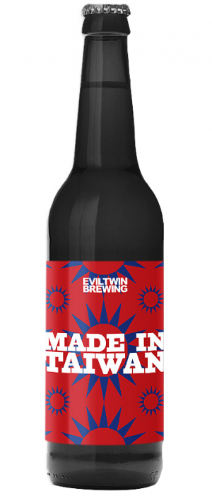 Made In Taiwan by Evil Twin Brewing in New York, United States