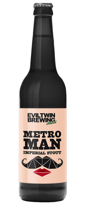 Metro Man by Evil Twin Brewing in New York, United States