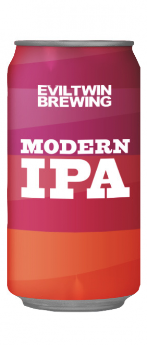 Modern IPA by Evil Twin Brewing in New York, United States