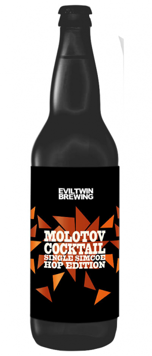 Molotoc Cocktail SSH Edition by Evil Twin Brewing in New York, United States