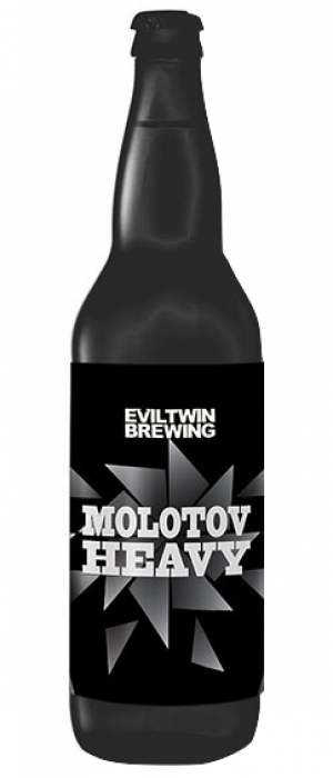 Molotov Heavy by Evil Twin Brewing in New York, United States