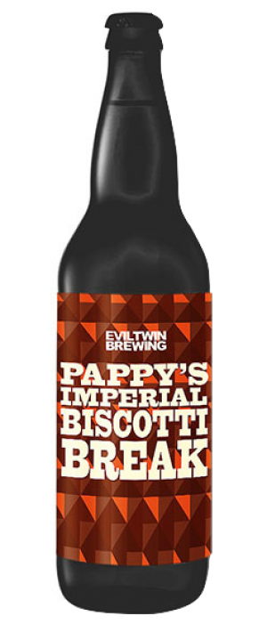 Pappy's Imperial Biscotti Break by Evil Twin Brewing in New York, United States