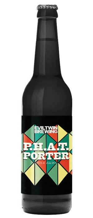 P.H.A.T. Porter by Evil Twin Brewing in New York, United States