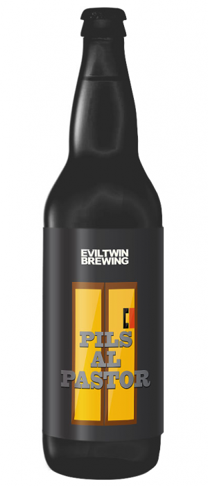 Pils Al Pastor by Evil Twin Brewing in New York, United States