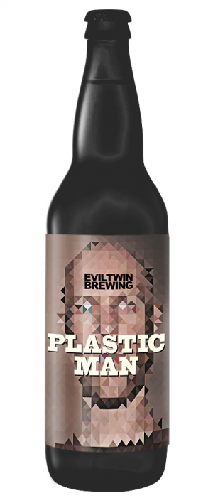 Plastic Man by Evil Twin Brewing in New York, United States