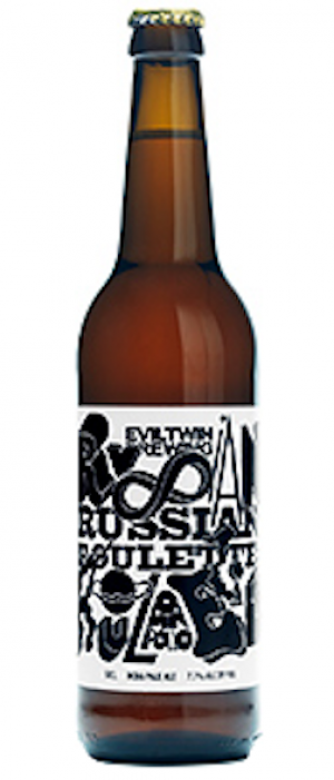 Russian Roulette by Evil Twin Brewing in New York, United States