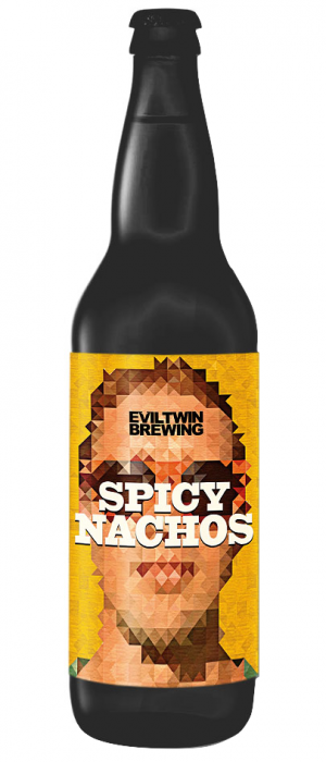 Spicy Nachos by Evil Twin Brewing in New York, United States