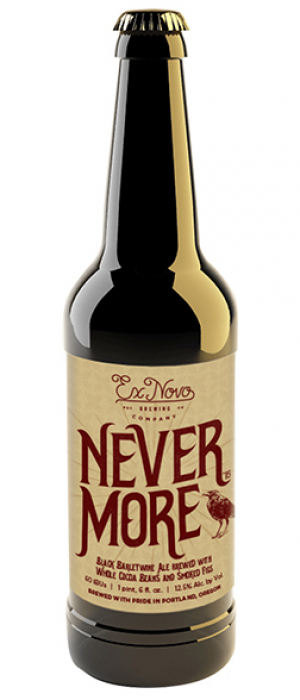 Nevermore by Ex Novo Brewing Company in Oregon, United States