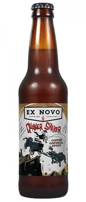 Quaker Shaker by Ex Novo Brewing Company in Oregon, United States