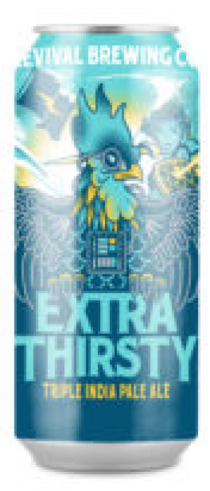Extra Thirsty by Revival Brewery in Rhode Island, United States