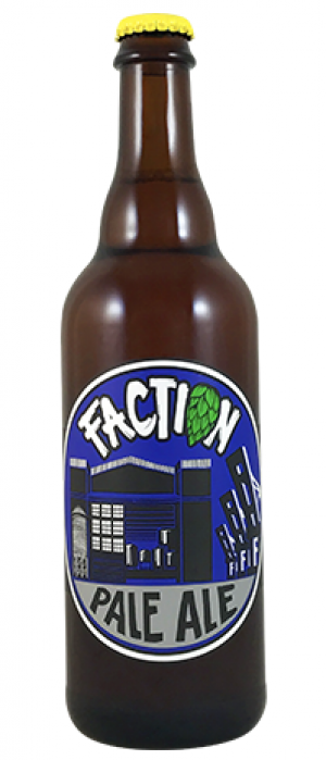 Pale Ale by Faction Brewing in California, United States