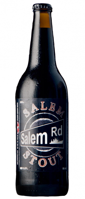 Salem Stout by Falcon Brewing Company in Ontario, Canada