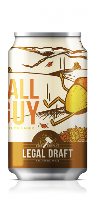 Fall Guy by Legal Draft Beer Co. in Texas, United States