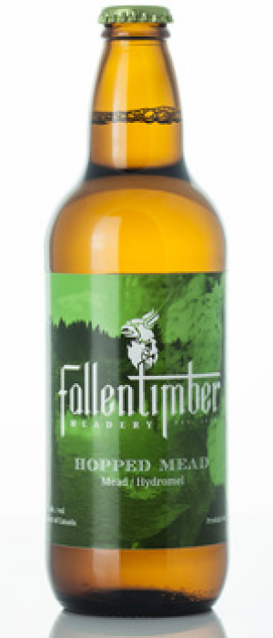 Hopped Mead by Fallentimber Meadery in Alberta, Canada