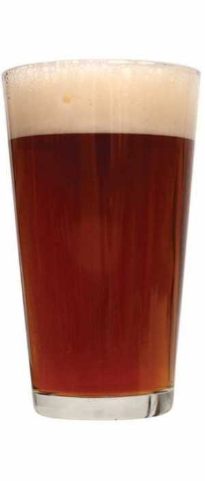 Upside Brown Ale by Falling Sky Brewing in Oregon, United States