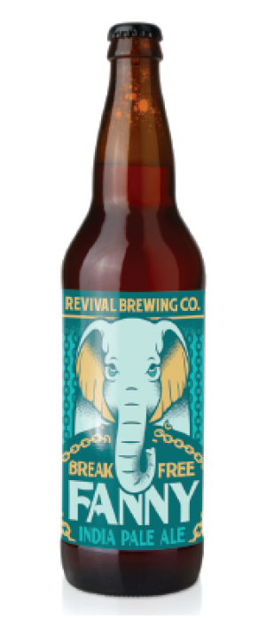 Fanny Session by Revival Brewery in Rhode Island, United States