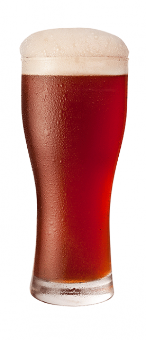 Farmer's Riot Red by Ninepenny Brewing in Newfoundland and Labrador, Canada