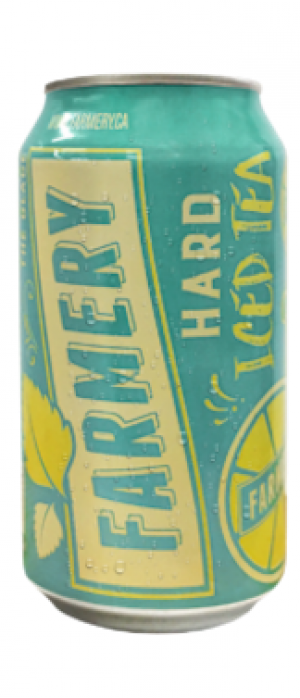 Hard Iced Tea by Farmery Estate Brewery in Manitoba, Canada