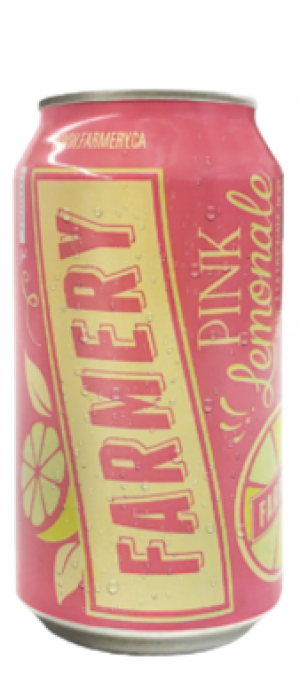 Pink Lemonade by Farmery Estate Brewery in Manitoba, Canada