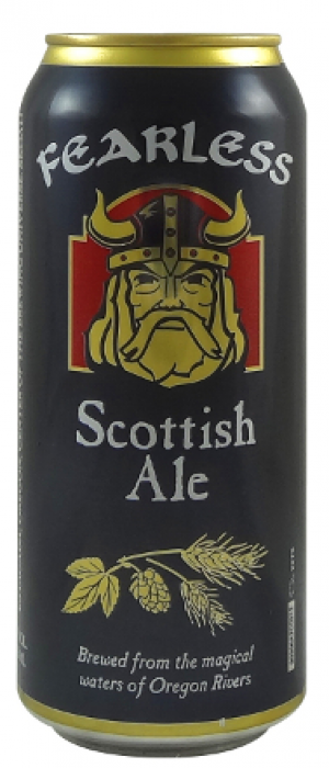 Fearless Scottish Ale by Fearless Brewing Company in Oregon, United States