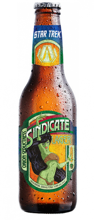 Sindicate Lager by Federation of Beer in Alberta, Canada