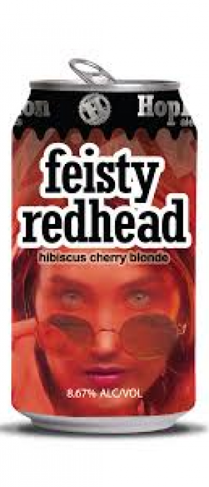 Feisty Redhead by HopFusion Ale Works in Texas, United States