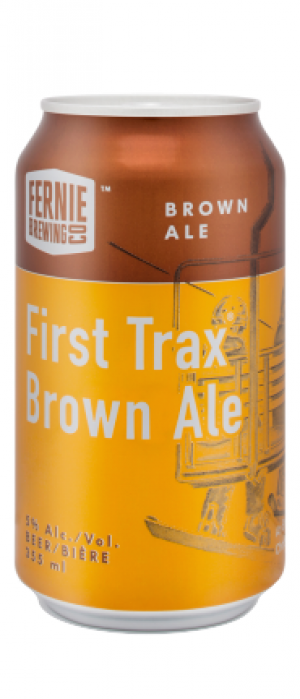 First Trax Brown Ale
