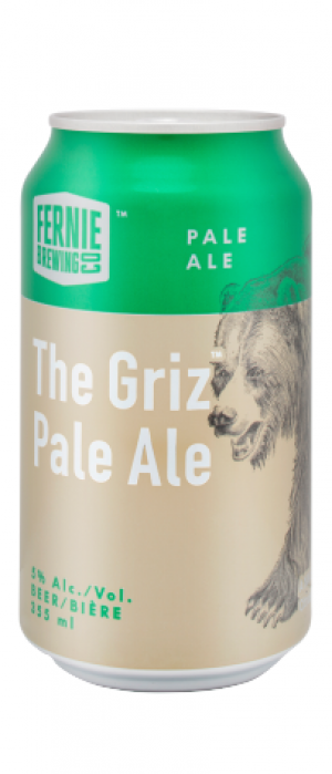 The Griz Pale Ale