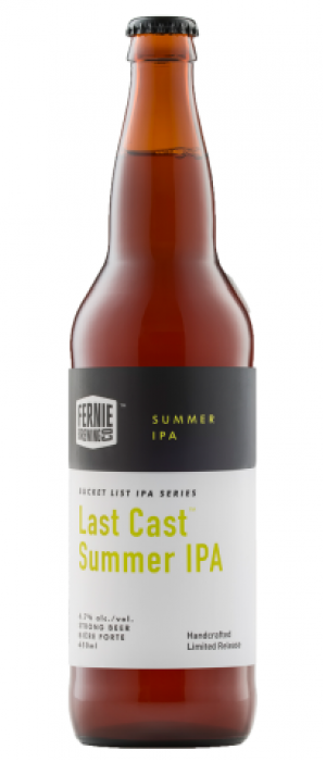 Last Cast Summer IPA
