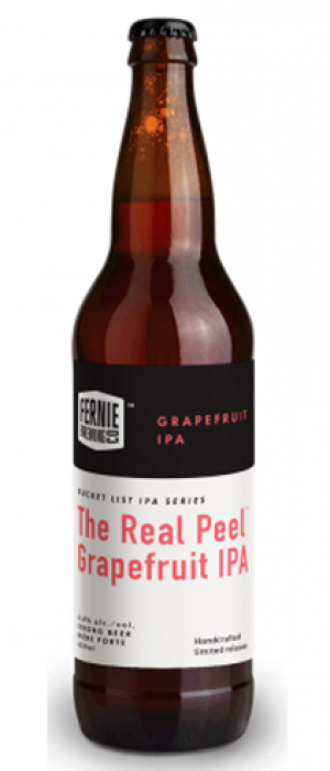The Real Peel Grapefruit IPA