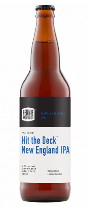 Hit the Deck New England IPA