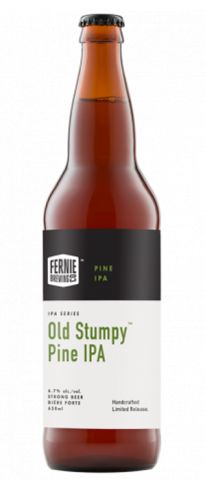 Old Stumpy Pine IPA