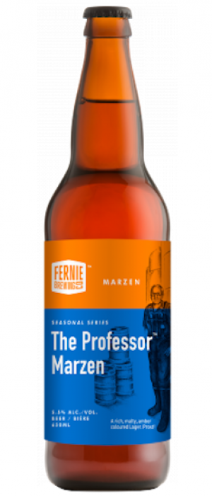 The Professor Marzen