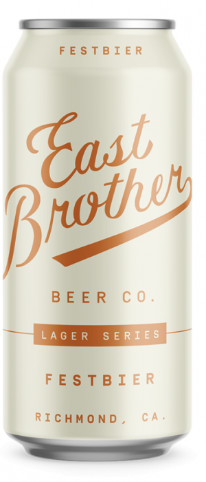 Festbier by East Brother Beer Company in California, United States