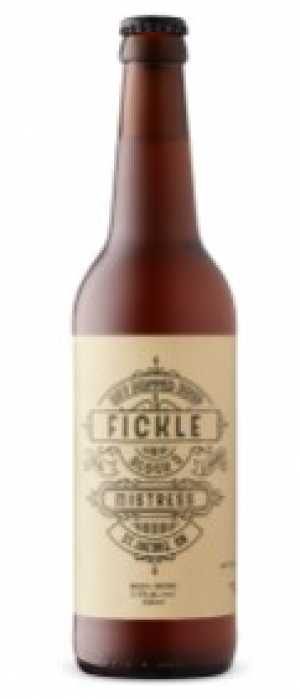 Fickle Mistress by Block Three Brewing Company in Ontario, Canada