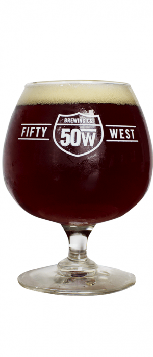 10&2 Barleywine by Fifty West Brewing Company in Ohio, United States