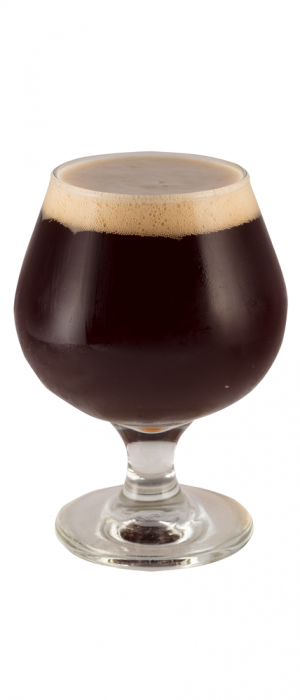 Old Conundrum Barley Wine by FiftyFifty Brewing Company in California, United States