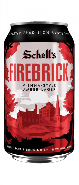 Firebrick by August Schell Brewing Company in Minnesota, United States