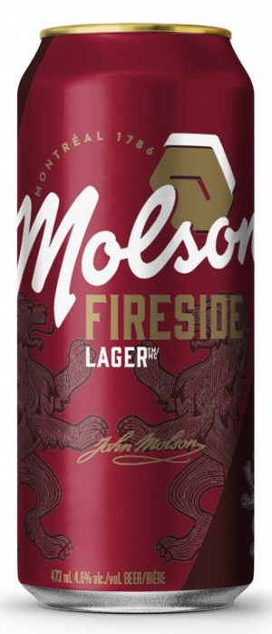 Fireside Lager by Molson Coors in Colorado, United States