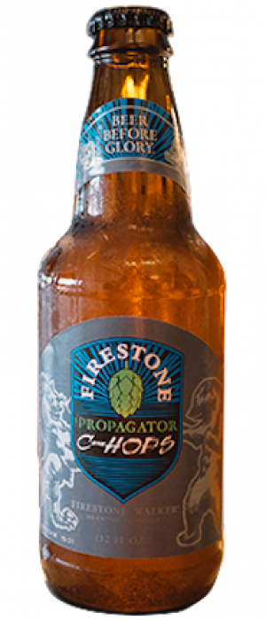 C-Hops by Firestone Walker Brewing Company in California, United States