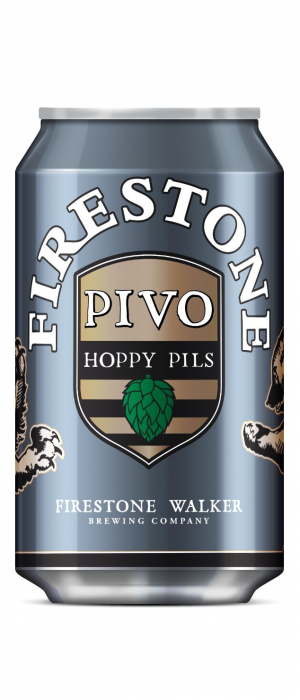 Pivo by Firestone Walker Brewing Company in California, United States