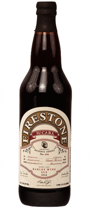 Sucaba by Firestone Walker Brewing Company in California, United States