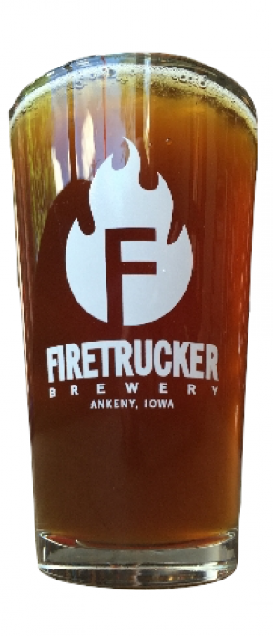 Silvius Brabo Belgian Pale Ale by Firetrucker Brewery in Iowa, United States