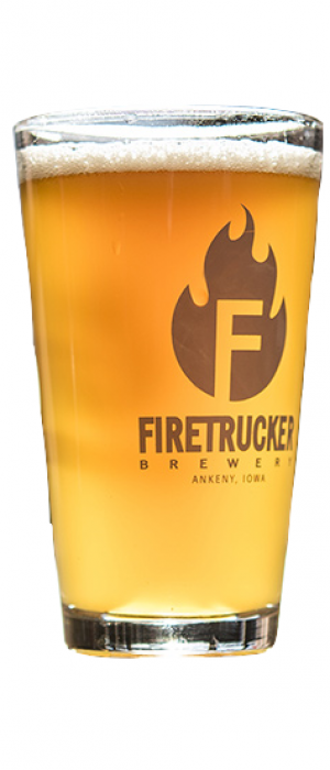 Under Lager Search & Rescue by Firetrucker Brewery in Iowa, United States