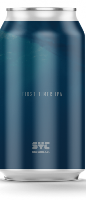 First Timer by S.Y.C. Brewing Co. in Alberta, Canada