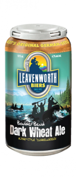 Leavenworth Boulder Bend Dark Wheat Ale