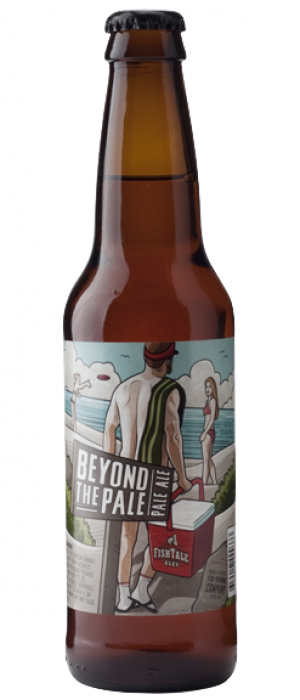 Beyond The Pale Ale by Fish Tale Ales in Washington, United States