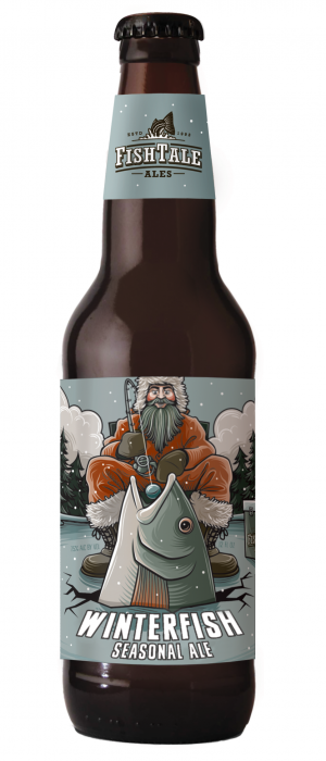 Winterfish Seasonal Ale